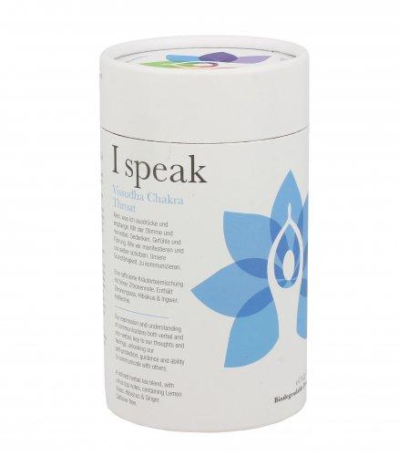 Tè Bio Chakra della Gola - I Speak