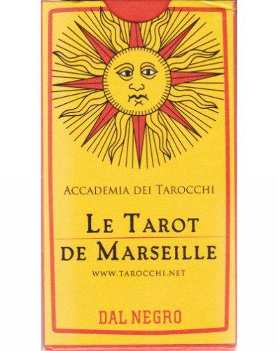 I Tarocchi di Marsiglia - Le Tarot de Marseille - Edizione Mini
