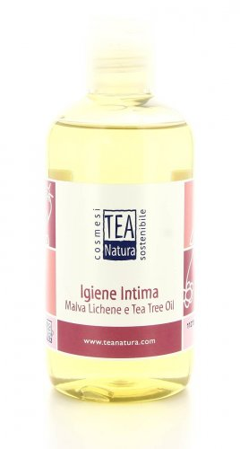 Igiene Intima - Malva Lichene e Tea Tree Oil