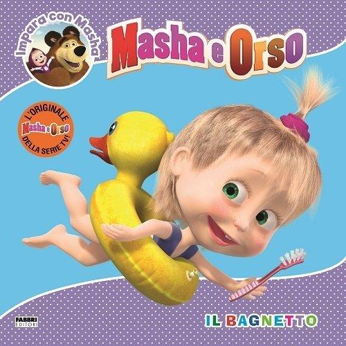 Il Bagnetto. Masha e Orso