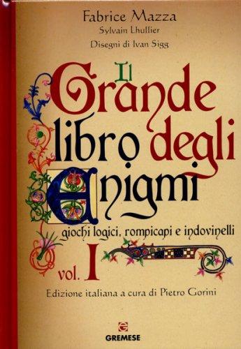 Il Grande Libro Degli Enigmi Vol.1
