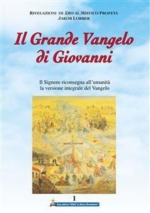 Il Grande Vangelo di Giovanni - Vol. 1 (eBook)