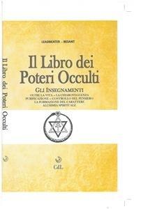 Il Libro dei Poteri Occulti (eBook)