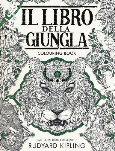 Colouring Book - Il Libro della Giungla