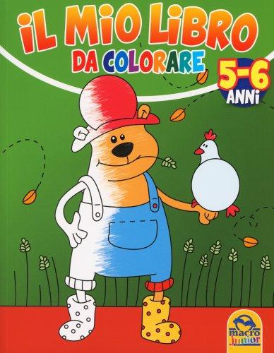 Il Mio Libro da Colorare 5-6 Anni