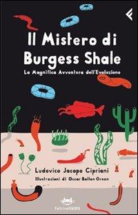 Il Mistero di Burgess Shale