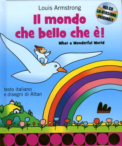 Il Mondo che Bello che È! ­What a Wonderful World - Con Cd Audio