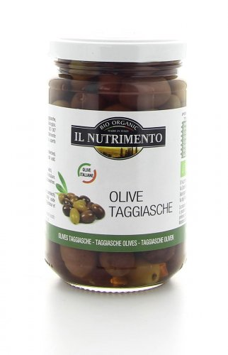 Olive Taggiasche In Salamoia Biologiche