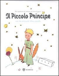Il Piccolo Principe Libro Puzzle