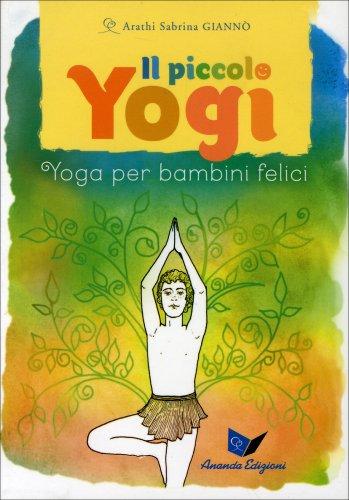 Il Piccolo Yogi - Cofanetto con Libro e 45 Carte Interattive