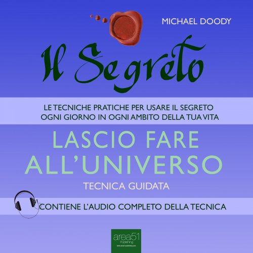 Lascio Fare all'Universo (AudioLibro Mp3)