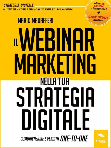 Il Webinar Marketing nella tua strategia digitale (eBook)