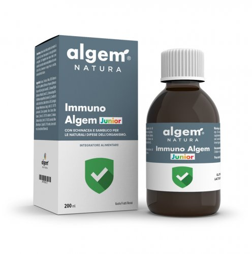Immuno Algem Junior - Integratore