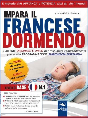 Impara il francese dormendo. Livello Base 1 (eBook)