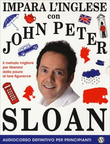 Impara l'Inglese con John Peter Sloan - Corso Completo