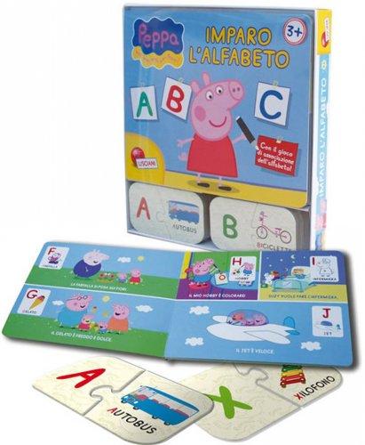Libro Imparo L'Alfabeto Peppa Pig - 3 Anni