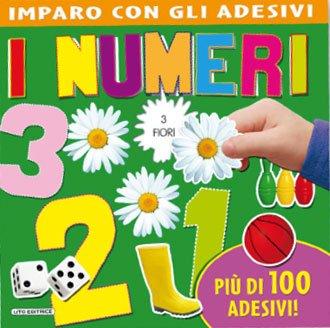 Imparo con gli Adesivi - I Numeri