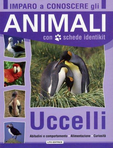 Imparo a Conoscere gli Animali, Uccelli