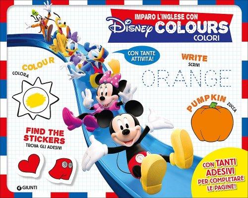 Imparo l'Inglese con Disney Colours