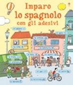 Imparo lo Spagnolo con gli Adesivi