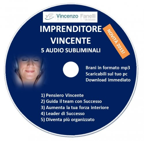 Imprenditore Vincente (Audiocorso Mp3)