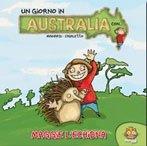 Un Giorno in Australia con... Maggie l'Echidna