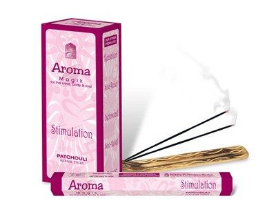 Incensi Aroma Stimulation Patchouli - Risveglio