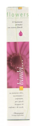 Bimbi - Incensi Flowers