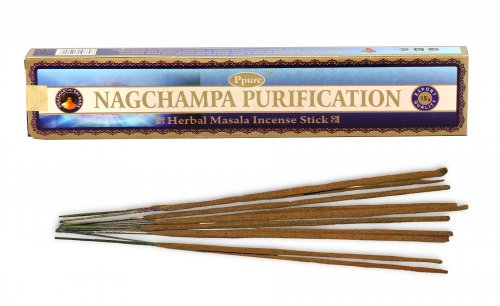 Incenso Naturale - Nag Champa Descarga Total Purification