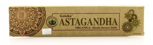 Incensi Goloka - Astagandha Organica
