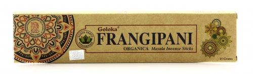 Incensi Goloka - Frangipani Organica