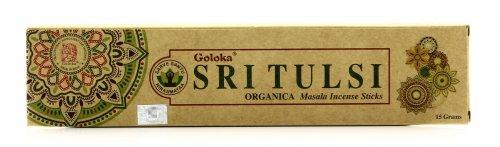 Incensi Goloka - Sri Tulsi Organica