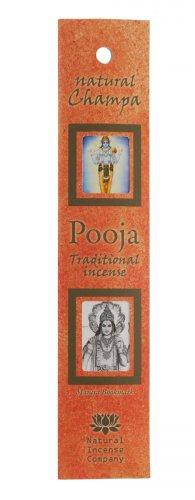 Incensi Pooja - Natural Champa