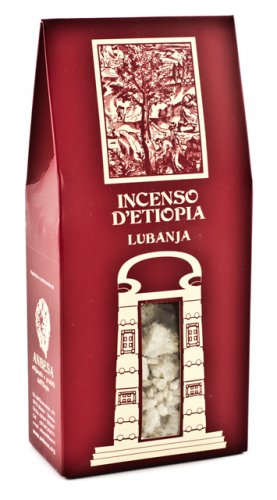 Incenso d'Etiopia in Grani - Lubanja 250 g.