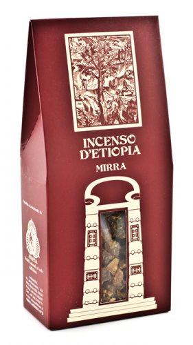 Incenso d'Etiopia in Grani - Mirra 250 g.