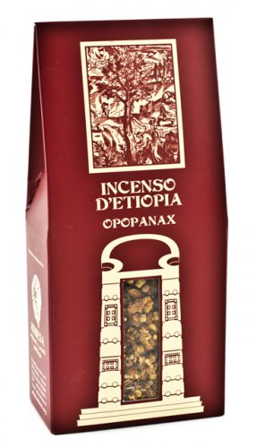 Incenso d'Etiopia in Grani - Opopanax 250 g.