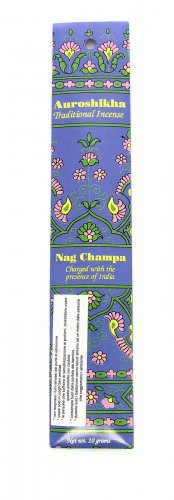 Incenso Nag Champa - 10 g.