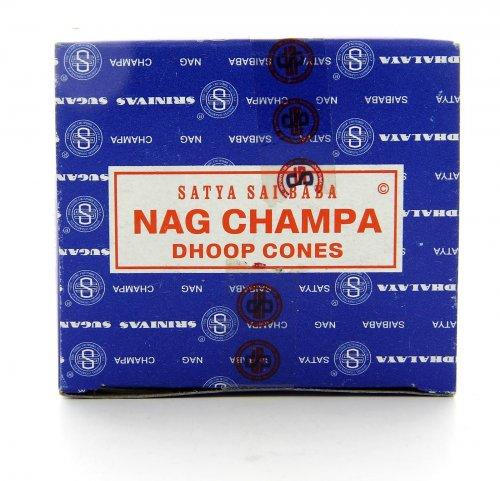 Incensi Nag Champa - Coni