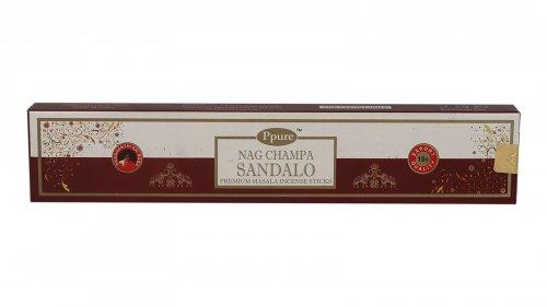 Incensi Nagchampa - Sandalwood