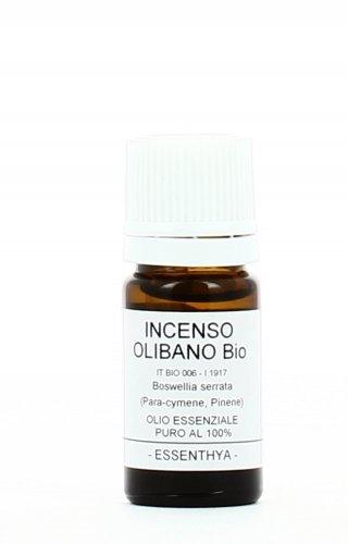 Incenso Olibano Bio - Olio Essenziale Puro - 5Ml