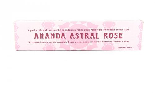 Ananda Incenso Astrale - Rosa