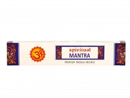Incenso Spiritual Mantra