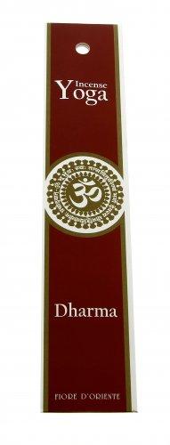 Incenso Yoga - Dharma