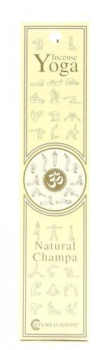 Incensi Yoga - Natural Champa