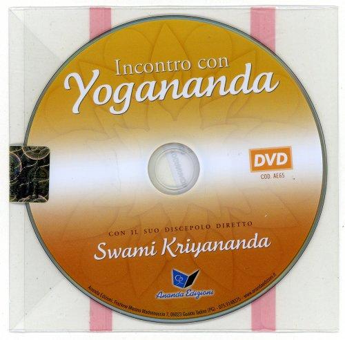 Incontro con Yogananda (Video DVD)
