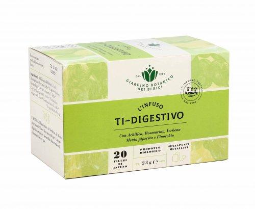 Infuso Ti-Digestivo Bio
