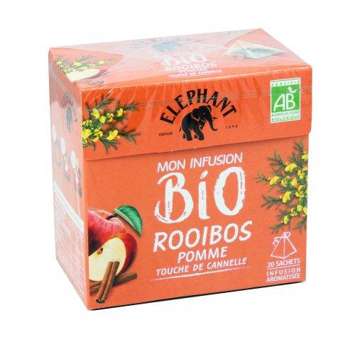 Infuso Rooibos e Mela Bio - Rooibos Pomme Moon Infusion