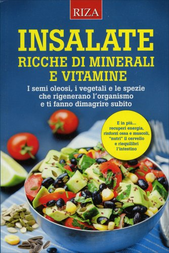 Insalate Ricche di Minerali e Vitamine