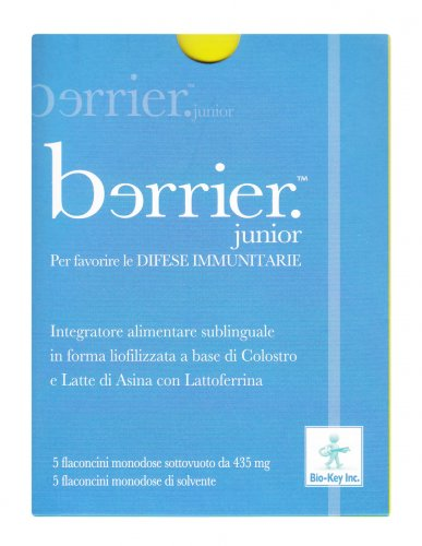 Integratore Alimentare Sublinguale - Berrier Junior