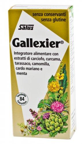 Integratore Naturale Gallexier - 84 tavolette